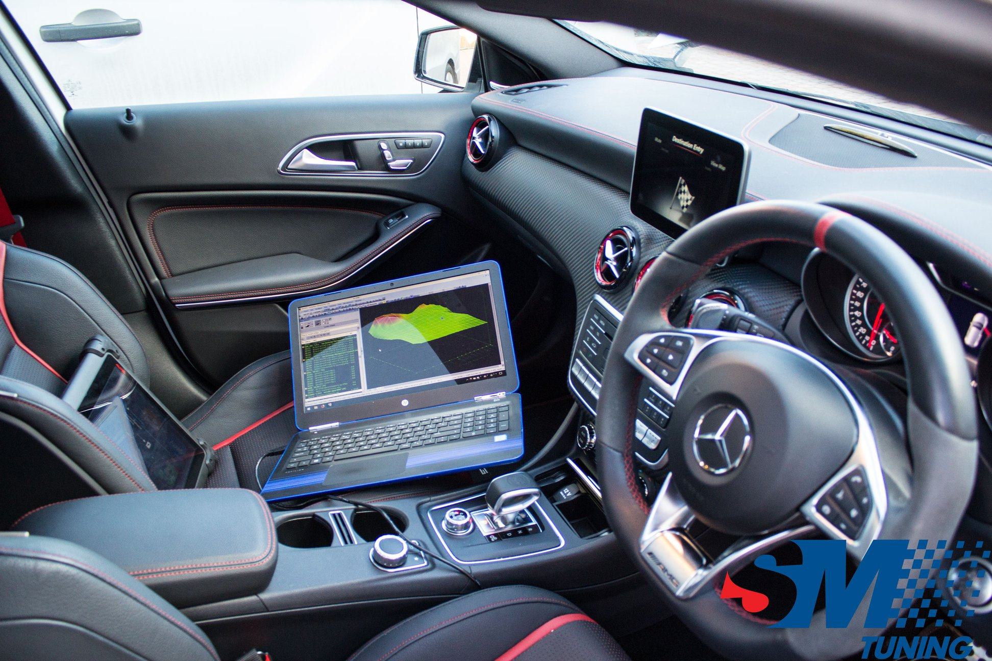 AMG OBD Remapping Tuning Limiter