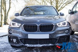 BMW X18D tuned in Reading.