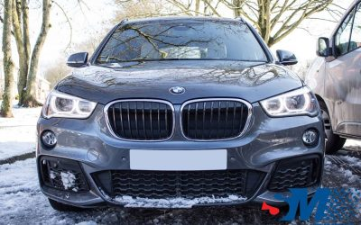BMW X18D tuned in Reading