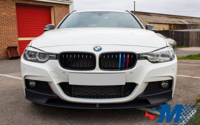 BMW 335D X Drive tuned in Stockton On Tees
