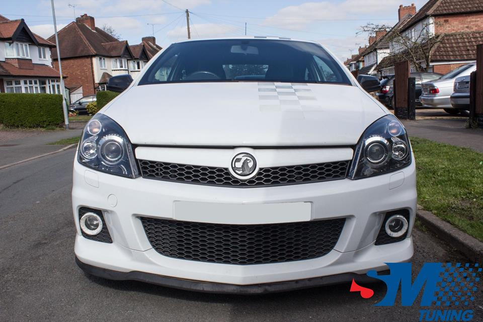 Vauxhall Astra VXR tuned in Birmingham, West Midlands
