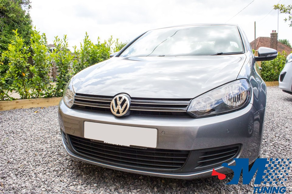 Volkswagen Golf 1.4 TSi tuned in Chesham, Buckinghamshire.