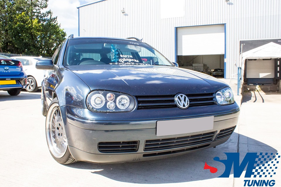 Volkswagen Golf 1.9 TDi 130 tuned in Corby, Northamptonshire.