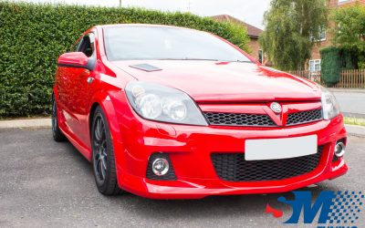Vauxhall Astra H VXR tuned in Malvern, Worcestershire