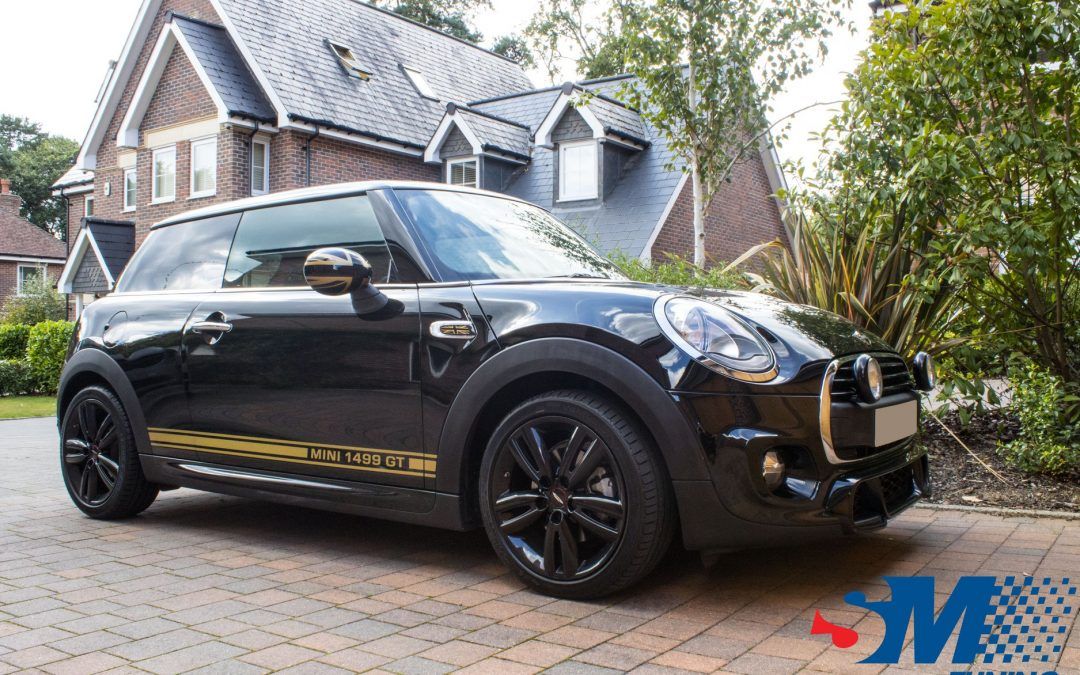 Mini One 1499 GT tuned in Camberley, Surrey