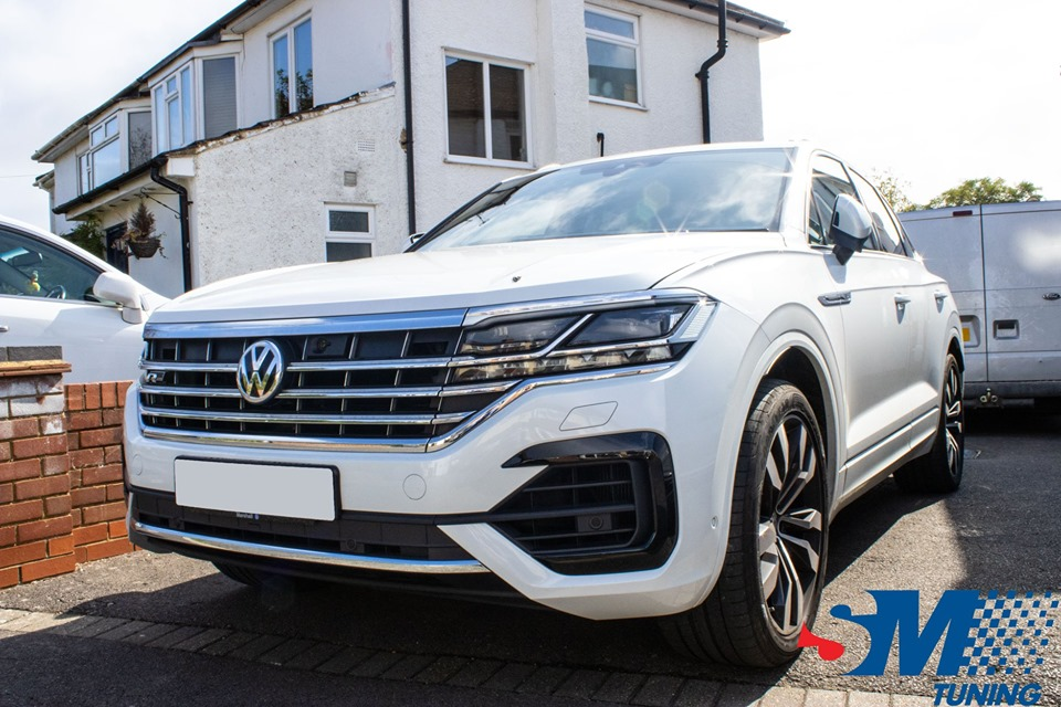Volkswagen Touareg 3.0 TDI tuned in Reading, Berkshire