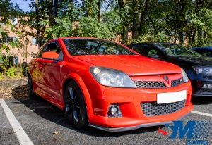 Vauxhall Astra VXR tuned in Burnley, Lancashire. We travelled 220 miles out to this customer in Lancashire