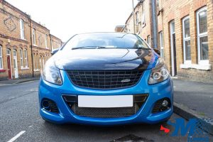 Vauxhall Corsa VXR tuned in Scarborough, Yorkshire