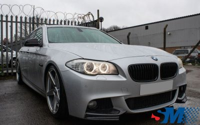 BMW 530D tuned in Burton Upon Trent, Staffordshire
