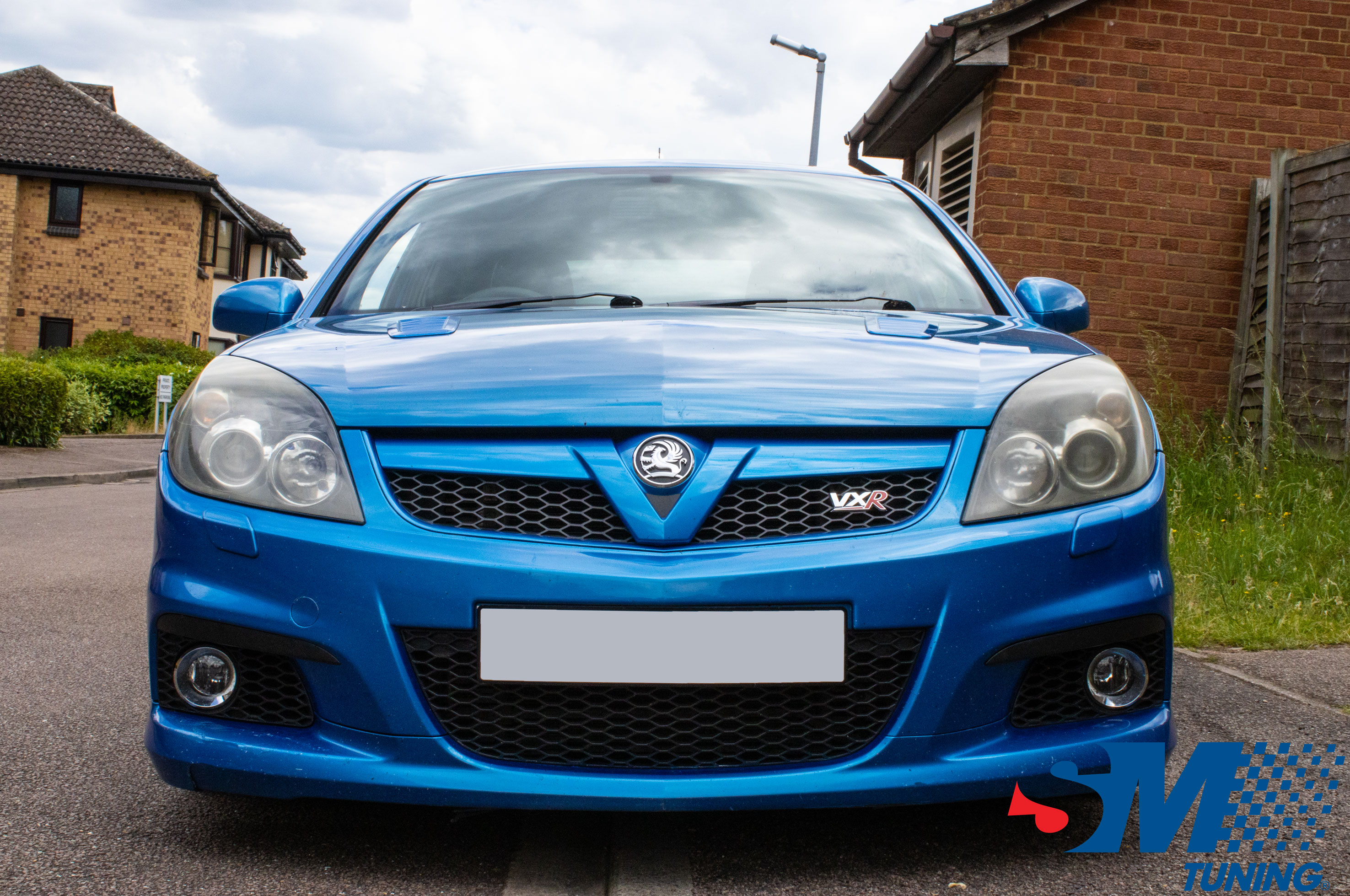 Vauxhall Vectra VXR tuned in Sandy, Bedfordshire