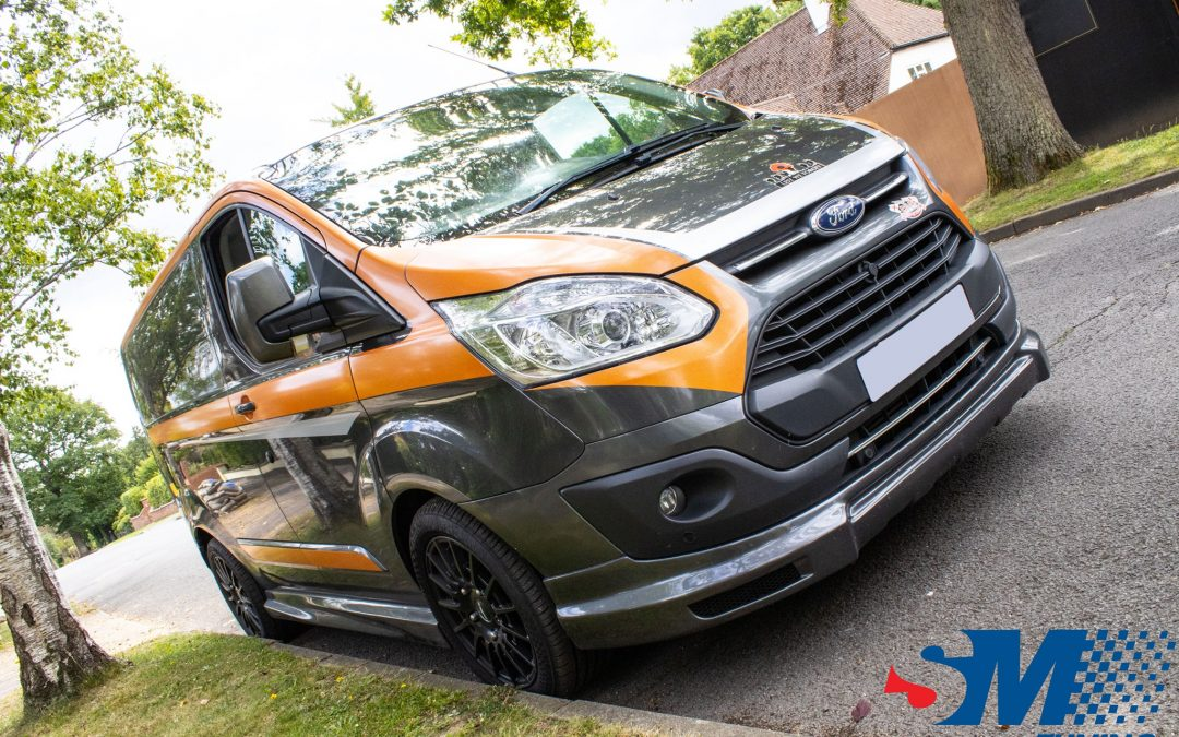 Ford Transit 2.0 EcoBlue 130BHP tuned in Northwood, London