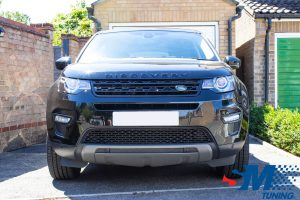 Land Rover Discovery Sport 2.0 TD4 tuned in Sandhurst, Berkshire