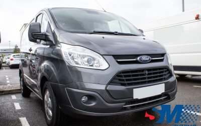 Ford Transit Custom 2.0 Tuned in Wiltshire