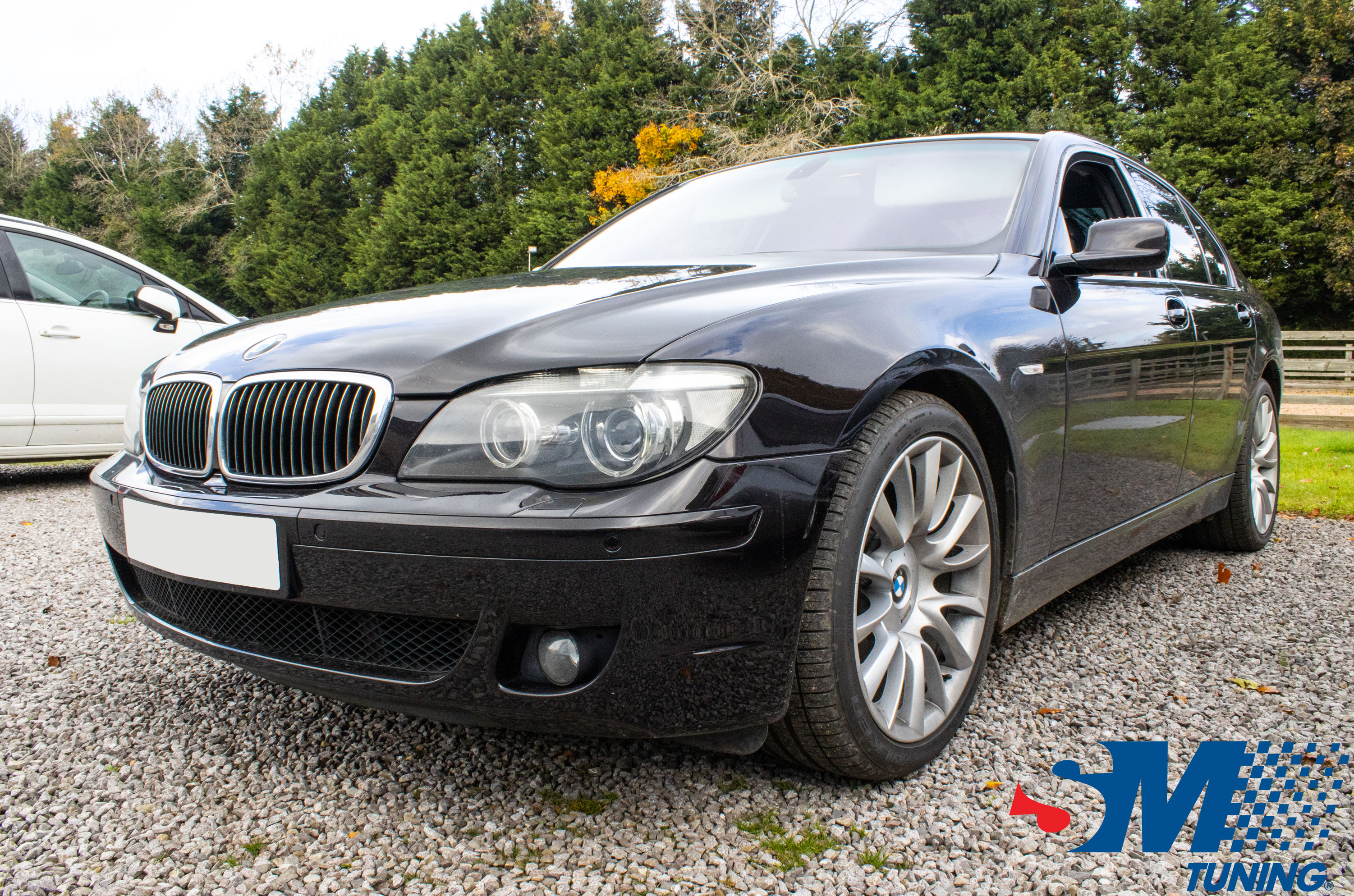 BMW 730D E65 Tuned in Gloucestershire