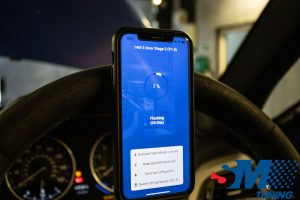 BMW M140i Gearbox Tuning