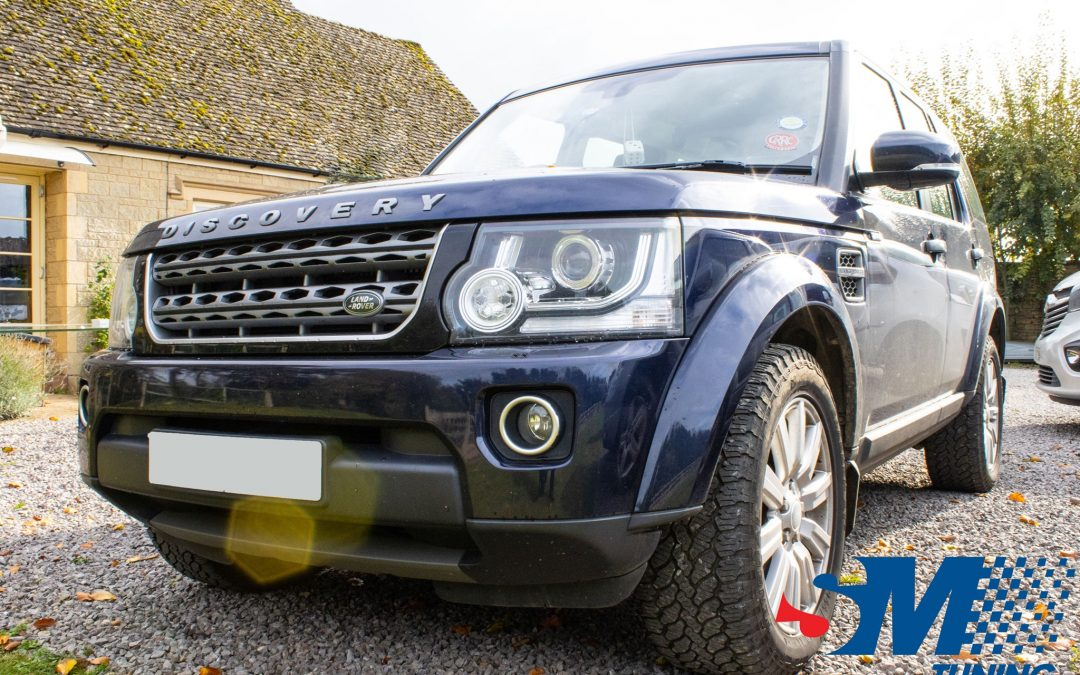 Land Rover Discovery 3.0 SDV6 Tuned in Gloucestershire