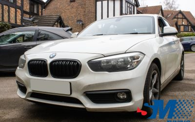 BMW 116D (1.6) tuned in Reading, Berkshire